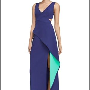 BCBG Riya size 10 brand new long dress/gown prom